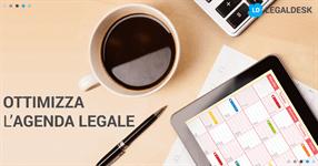 Gestione Studio Legale: come ottimizzarlo con l'agenda legale