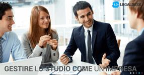 Gestire uno studio legale è come gestire un'azienda?