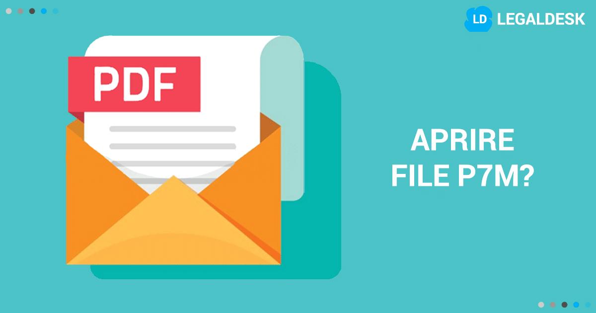 file formato p7m