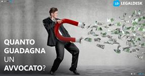 Quanto guadagna un avvocato in Italia?