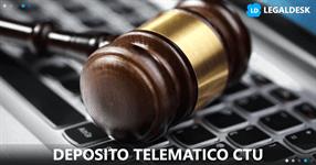 Deposito telematico CTU: come con il Processo Civile Telematico