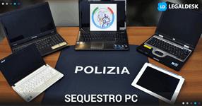 Sequestro del personal computer: commento ad una sentenza SS.UU