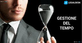 Gestione del tempo: usarne il 20% per produrre l'80% dei risultati