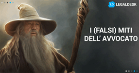 15 falsi miti e qualche luogo comune degli avvocati