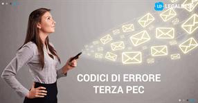 Terza PEC: come comportarsi in caso di errore imprevisto del PCT?