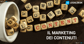 Content marketing per studi legali: come si fa?