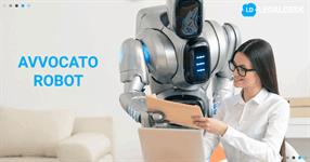 Avvocato robot: quando prenderà il tuo posto?