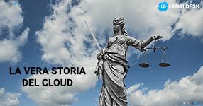 Avvocati in cloud la vera storia
