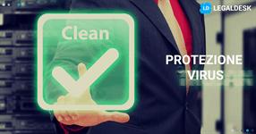 Come proteggersi dai virus informatici nello studio legale