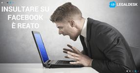 Diffamazione su Facebook e social network