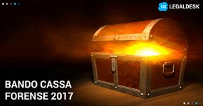 Bando cassa forense 2017