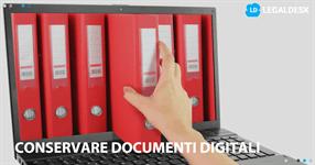 Come conservare i documenti digitali: le linee guida dell'AGID