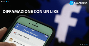 Like su Facebook? Potrebbe diventare diffamazione