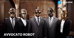 Avvocato robot sarà possibile!