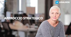Approccio strategico per il successo dello studio legale