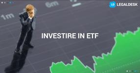 Investire in borsa con gli ETF