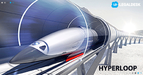 Hyperloop e studi legali: come lavorare a lunghe distanze