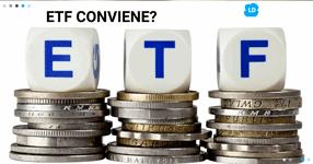 Avvocato investi in ETF perché conviene