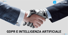 GDPR: intelligenza artificiale e cyber security