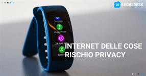 Internet delle cose: per il Garante gli utenti sono poco tutelati