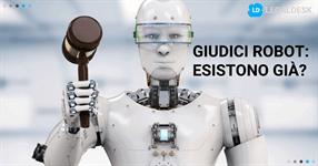 Giudici robot: esistono già?