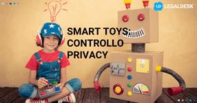 Smart Toys: più controllo per la privacy dei più piccoli