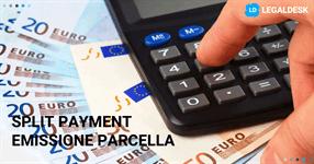 Split payment avvocato: come emettere la parcella
