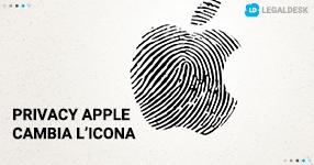 Privacy Apple, nuova icona per l'azienda di Cupertino