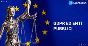 GDPR enti pubblici