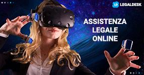 Assistenza legale online, possibile servizio on demand?