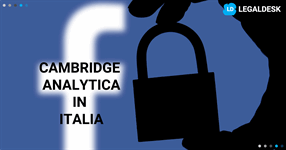 Cambridge Analytica Italia: il Garante Privacy incontra Facebook