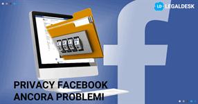 Privacy Facebook, sospese 200 app per violazioni