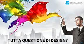 Avvocato: tutta questione di design
