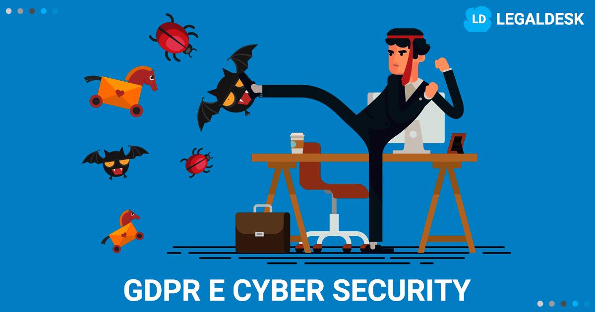 Sicurezza informatica nell'ottica del GDPR