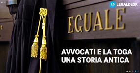 Avvocati e la toga, una storia dalle origini antiche