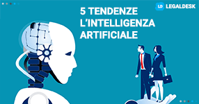 Intelligenza artificiale, 5 tendenze