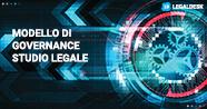 Modello governance successo studio legale