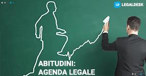 Avvocato ed abitudini: come gestire l'agenda legale?