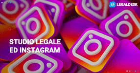 Studio legale ed Instagram: come usarlo?