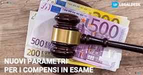 Avvocati: i nuovi parametri per i compensi in esame