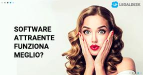 Software attraente funziona meglio?