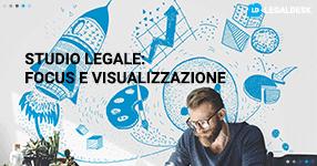 Studio legale, crescere con focus e visualizzazione