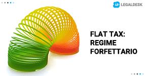 Flat tax: come accedere al regime forfettario