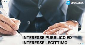 Interesse pubblico ed interesse legittimo nel processo amministrativo